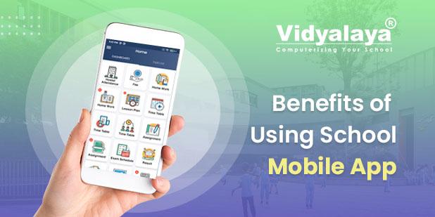 Benefits of Using School Mobile App
