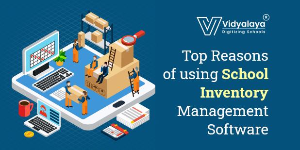 School Inventory Management Software